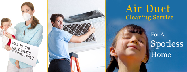 Air Duct Cleaning Services in Portola Valley